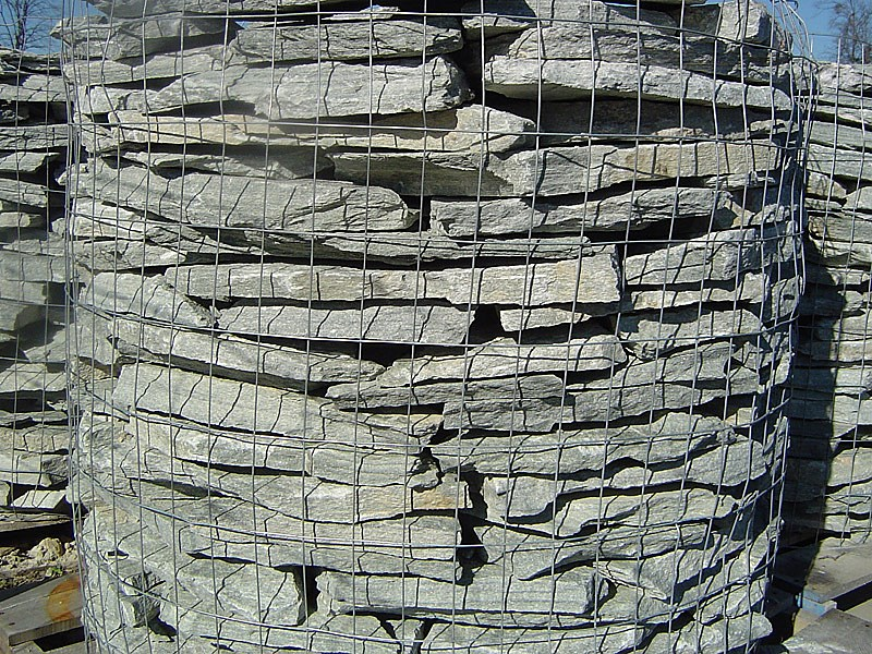 Stone flagstone veneer boulders for paving walls and for Landscaping rocks charlotte nc