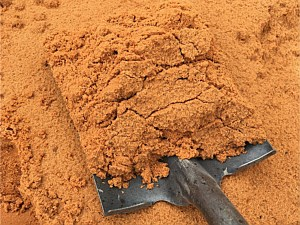 Red Mortar Sand